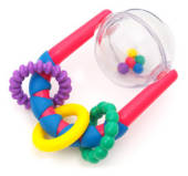 Tommee Tippee Funtime Rattle