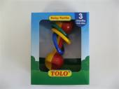 Tolo Deluxe Dumbell Rattle