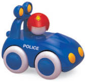 Tolo Baby Vehicle - Police Car