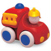 Tolo Baby Vehicle - Fire Engine