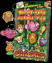 Shrinkles Wiggly Eyed Jungle Fun