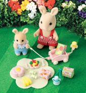 Sylvanian Families Picnic in the Park
