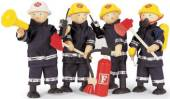 Pintoy Firefighters and Accessories