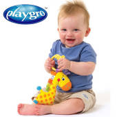 Playgro Loopy Loops Clip on Pals Giraffe