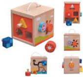 Wawa Toys Multi Activity Shape Sorter