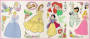 Priss Prints Disney Princess Jumbo Wall Stick Ons