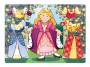 Melissa & Doug Princess Mix & Match Peg Puzzle