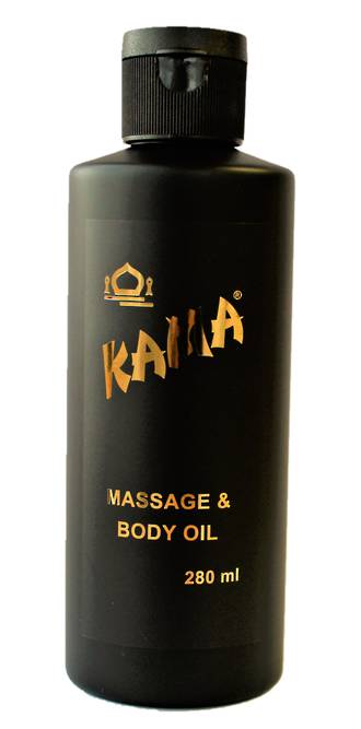 Kama Massage & Body Oil