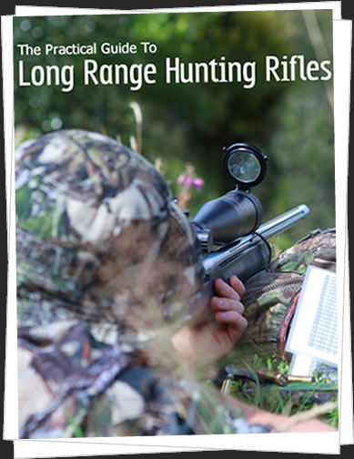 long range hunting rifles