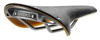 BROOKS SADDLE C17 LADIES Saddle - Slate