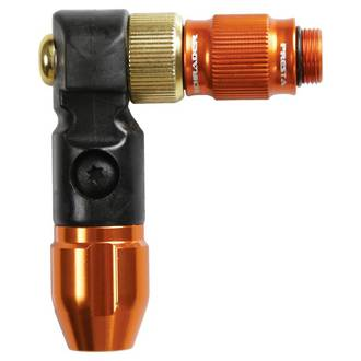 Lezyne Floor Pump ABS-1 Pro HV Chuck