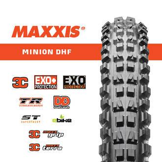 Maxxis Minion DHF 27.5