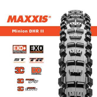 Maxxis Minion DHR II 27.5