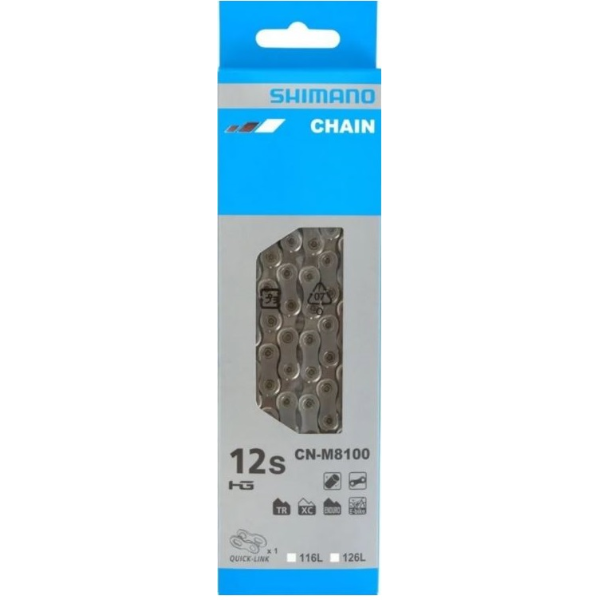 Shimano 12sp Chain Hyperglide+