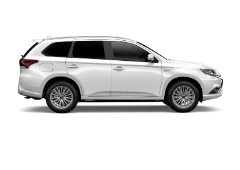 2018 PHEV XLS 4WD WHITE SIDE-528