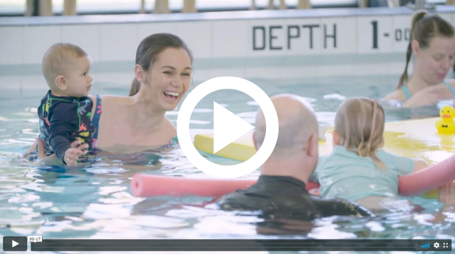 Water Safety Video Image