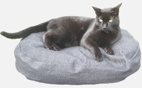 Pet beanbag Blue Denim Small 1