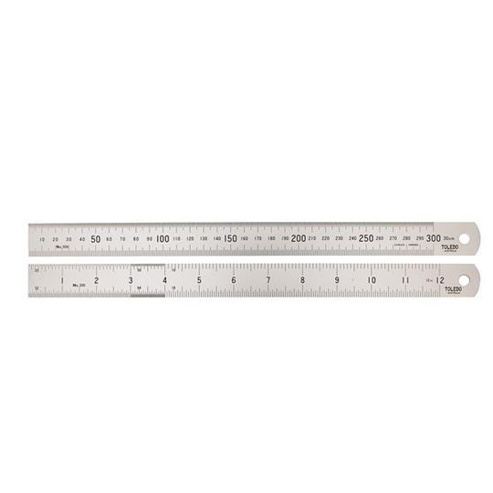 RULE S/STEEL 1000/36 TOLEDO