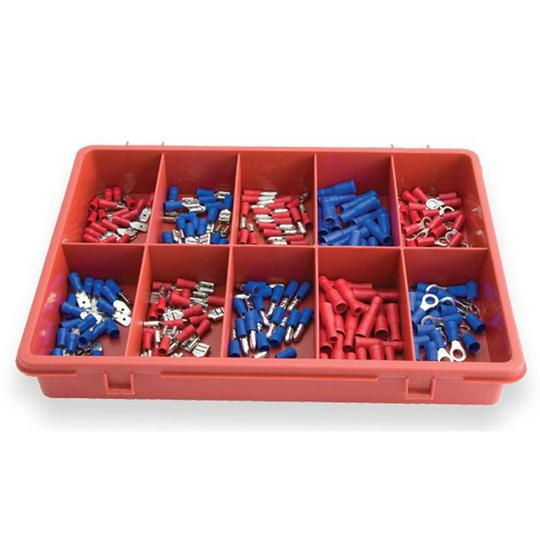 ASSORTMENT ELECT CONN TRADE PACK 200pc