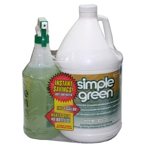 DEGREASER 3.78L CONCENTRATE SIMPLE GREEN