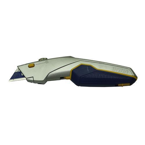 KNIFE STANDARD C/W 4 BLUE BLADE IRWIN