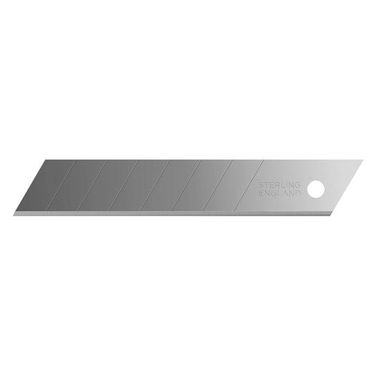 BLADE 18mm SNAP OFF 50pk STERLING
