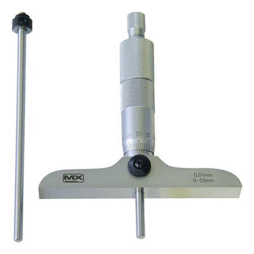 MICROMETER DEPTH 0-100mm MEASUMAX