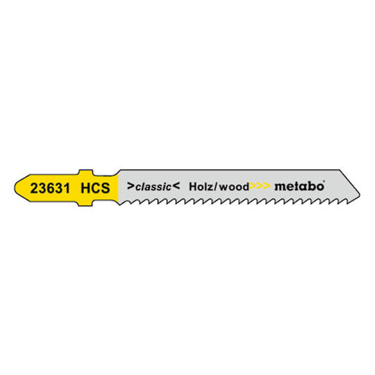 BLADE JIGSAW METABO 23631