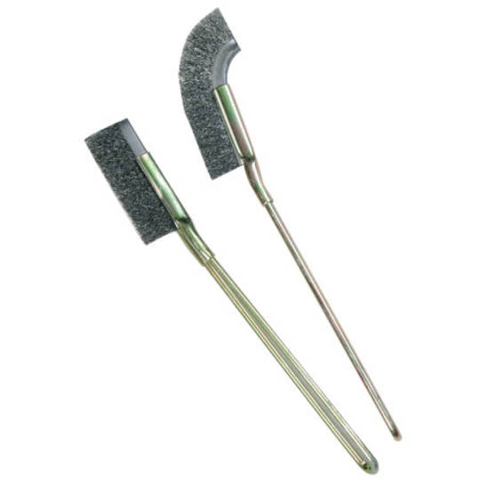 BRUSH PARTS STEEL SET 2pc TOLEDO