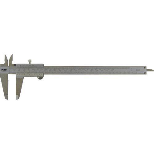 VERNIER 200mm MEASUMAX S/STEEL