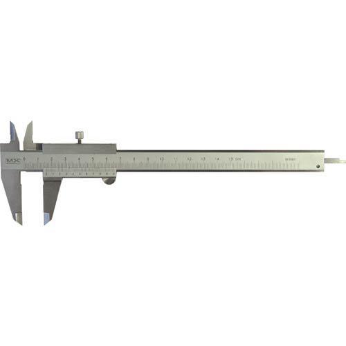 VERNIER 6/150mm MEASUMAX S/STEEL