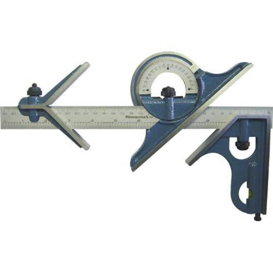 SQUARE COMBINATION SET MEASUMAX 4pc