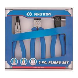 PLIER SET 3pc KING TONY