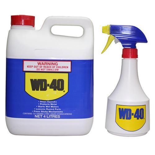 WD 40 4L C/W SPRAY APPLICATOR