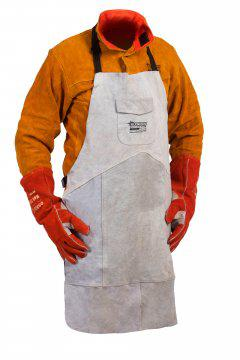WELDING APRON LEATHER FULL LENGTH  X-LARGE