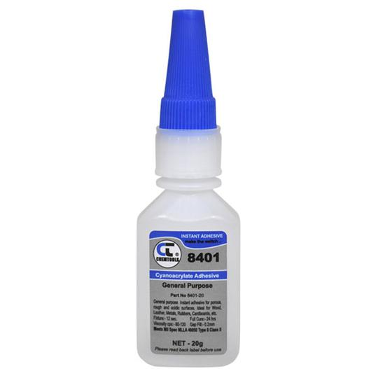INSTANT GLUE 8401 20ml SURFACE INSENSITIVE