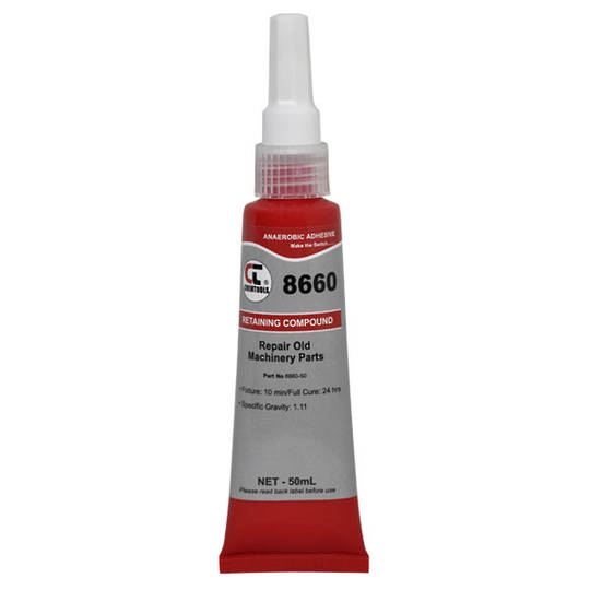 8660 50ml RETAINING COMPOUND