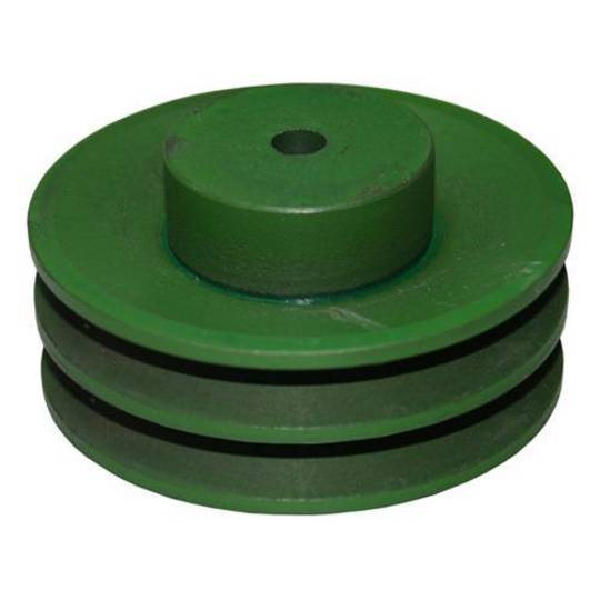 4 DOUBLE B SECTION CAST PULLEY