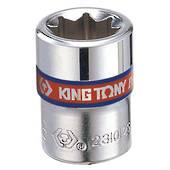 SOCKET 8pt 1/4 x 5/16 KING TONY