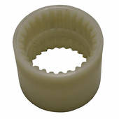 NYLON GEAR SIZE 48 COUPLING SLEEVE