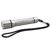 TORCH LED 100 LUMEN S/STEEL P21 POPLITE