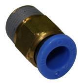 AIR PUSHFIT MALE STRAIGHT 10mm x 1/4