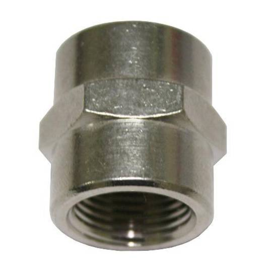 SOCKET 1/2 x 1/2 NICKLE PLATED