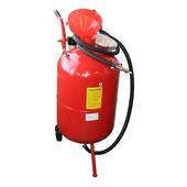 SANDBLASTER 20 GALLON PORTABLE
