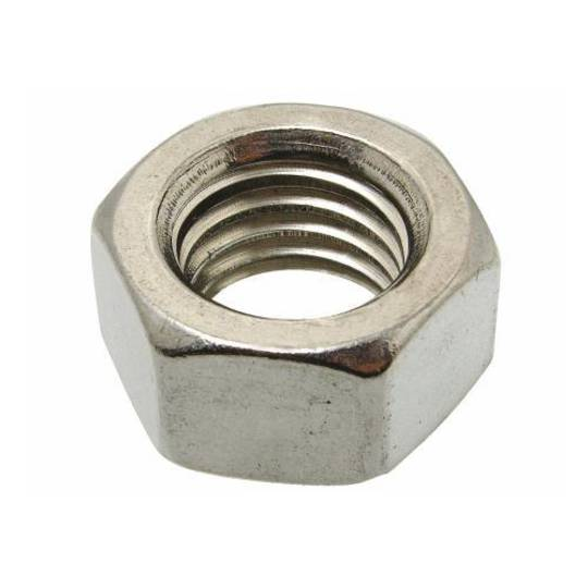 NUT M5 316 STAINLESS STEEL