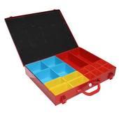 TOOL BOX PARTS BOX 18 COMPARTMENTS