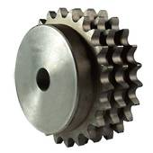 3/4 x 15T TRIPLEX P/BORE SPROCKET