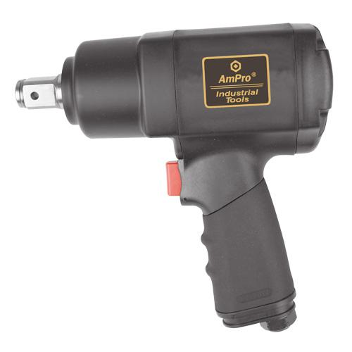 """AIR IMPACT WRENCH 3/4"""" 1000ft/lb AMPRO"""