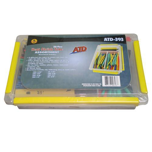 HEAT SHRINK ASSORTED KIT 235pc