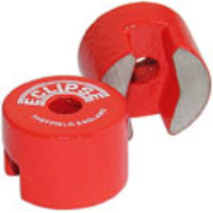 MAGNET BUTTON 25.4 x 15.9mm ECLIPSE